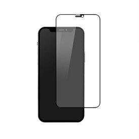 OWLTECH オウルテック iPhone 12/12 Pro 6.1インチ対応 貼りミスゼロ全面保護ガラス 光沢