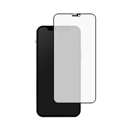 OWLTECH オウルテック iPhone 12/12 Pro 6.1インチ対応 貼りミスゼロ全面保護ガラス マット
