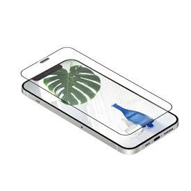 OWLTECH オウルテック iPhone 12/12 Pro 6.1インチ対応 貼りミスゼロ トリプルストロング耐衝撃ガラス 光沢