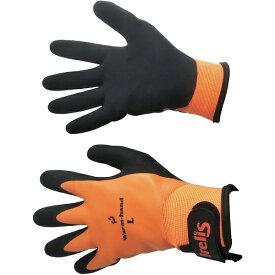 富士手袋工業 富士手袋 防水防寒マジック付手袋 L 25-15-L