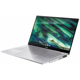 ASUS エイスース Chromebook クロームブックノートパソコン Chromebook (クロームブック) Flip エアロジェルホワイト C436FA-E10068 [14.0型 /intel Core i5 /SSD:256GB /メモリ:8GB /2020年10月モデル][14インチ 新品 chrome OS]