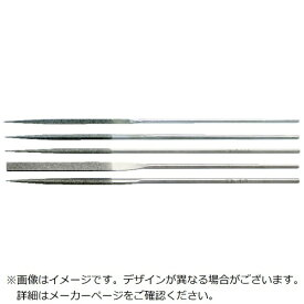 ノリタケ Noritake ノリタケ ダイヤモンドヤスリ 精密用 8本組 半丸型(S08H) 5N4H004330070