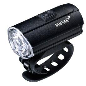 INFINI ヘッドライト トロン 300 I-281P ホワイトLED(57x32x25mm/ブラック) LPF1760000000