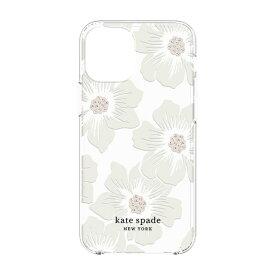 ケイト・スペード ニューヨーク kate spade new york iPhone 12 mini 5.4インチ対応 KSNY Protective Hardshell Case フローラル KSIPH-151-HHCCS