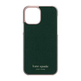 ケイト・スペード ニューヨーク kate spade new york iPhone 12/12 Pro 6.1インチ対応 KSNY Wrap Case グリーン KSIPH-165-GRPNK