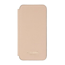 ケイト・スペード ニューヨーク kate spade new york iPhone 12/12 Pro 6.1インチ対応 KSNY Folio Case ペール KSIPH-169-PLVM