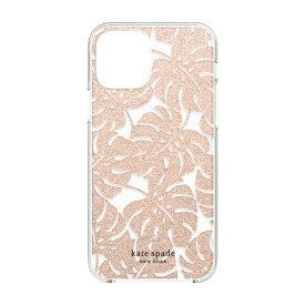ケイト・スペード ニューヨーク kate spade new york iPhone 12/12 Pro 6.1インチ対応 KSNY Protective Hardshell Case ピンク KSIPH-153-ILPGL