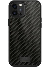 BLACKROCK ブラックロック iPhone 12 Pro Max 6.7インチ対応Protective Case Real Carbon ブラック 1150RRC02