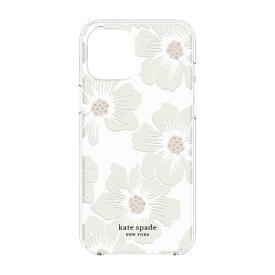 ケイト・スペード ニューヨーク kate spade new york iPhone 12/12 Pro 6.1インチ対応 KSNY Protective Hardshell Case フローラル KSIPH-153-HHCCS