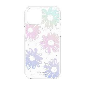 ケイト・スペード ニューヨーク kate spade new york iPhone 12/12 Pro 6.1インチ対応 KSNY Protective Hardshell Case デイジー KSIPH-153-DSYIR