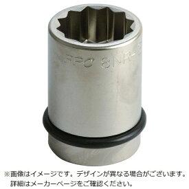 フラッシュツール FLASH TOOL FPC ナットランナー用ロングソケット 差込25.4mm 対辺33mm 8NR-33L