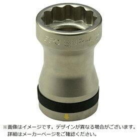 フラッシュツール FLASH TOOL FPC ナットランナー用ボール付ソケット 差込25.4mm 対辺四角21mm 8NR-21B