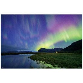 やのまん YANOMAN ジグソーパズル 10-1385 アイスランドのオーロラ