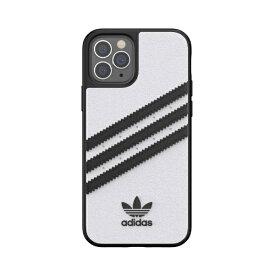 アディダス adidas iPhone 12/12 Pro 6.1インチ対応 OR Moulded Case SAMBA FW20 WH/BK 42238