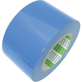 日東エルマテリアル Nitto L Materials 日東エルマテ ラインテープ E−SD(BC) 0.16mm×100mm×50m 青 E-SD100B