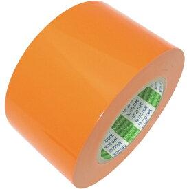日東エルマテリアル Nitto L Materials 日東エルマテ ラインテープ E−SD(BC) 0.16mm×100mm×50m オレンジ E-SD100YR
