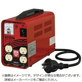 日動工業 NICHIDO 日動 変圧器 降圧専用トラパック リングトランス 3KVAA RTB-300D-100V