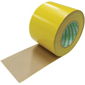 日東エルマテリアル Nitto L Materials 日東エルマテ 日東エルマテリアル 粗面ラインテープLS 0.91mm×100mm×10M 黄 SLT-100Y