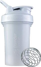 ブレンダーボトル Blender Bottle ブレンダーボトル クラシックV2 20オンス(600mL/ホワイト) BBCLV220