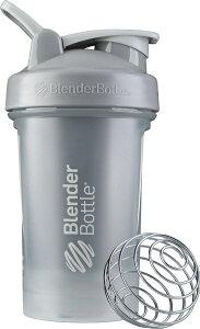 ブレンダーボトル Blender Bottle ブレンダーボトル クラシックV2 20オンス(600mL/ペブルグレー ) BBCLV220