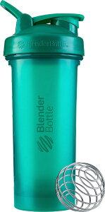 ブレンダーボトル Blender Bottle ブレンダーボトル クラシックV2 28オンス(800mL/エメラルドグリーン) BBCLV228