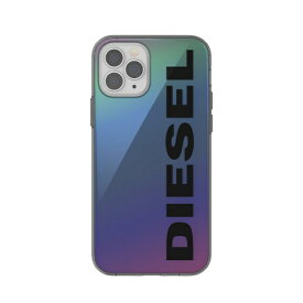 DIESEL ディーゼル iPhone 12/12 Pro 6.1インチ対応 Snap Case Clear FW20 Holograph 42573