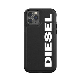 DIESEL ディーゼル iPhone 12/12 Pro 6.1インチ対応 Moulded Case Core FW20 BK/WH 42492