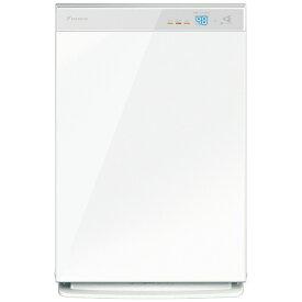 ダイキン DAIKIN 加湿空気清浄機 ホワイト MCK70X-W [適用畳数:31畳 /最大適用畳数(加湿):18畳 /PM2.5対応]【rb_air_cpn】