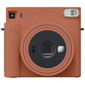 富士フイルム FUJIFILM インスタントカメラ 『チェキ』 instax SQUARE SQ1 テラコッタオレンジ