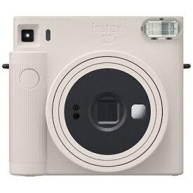 富士フイルム FUJIFILM インスタントカメラ 『チェキ』 instax SQUARE SQ1 チョークホワイト