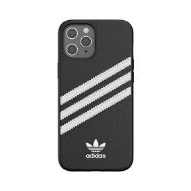 アディダス adidas iPhone 12 Pro Max 6.7インチ対応OR Moulded Case SAMBA FW20 BK/WH 42231