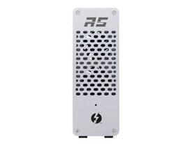 HIGHPOINT ハイポイント RS6661A-NVMe SSDケース Thunderbolt 3接続 RocketStor 6661A [NVMe /4台 /M.2対応]