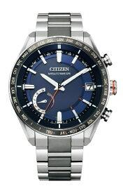 シチズン CITIZEN ATTESA(アテッサ) エコ・ドライブGPS衛星電波時計 [ソーラーGPS衛星電波時計] F150ダイレクトフライト ACT Line CC3085-51L【point_rb】