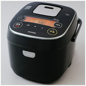 アイリスオーヤマ IRIS OHYAMA IHジャー炊飯器 ブラック RC-IE10-B [IH /1升]