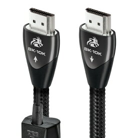 オーディオクエスト audioquest HDMIケーブル ブラック DRAGON48G/2M [2m /HDMI⇔HDMI /スタンダードタイプ /イーサネット対応]