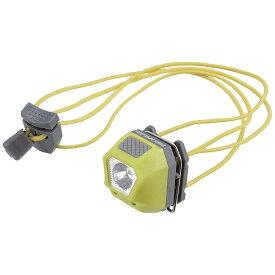 キャプテンスタッグ CAPTAIN STAG ミニデコ LEDヘッド&クリップライト(幅35×奥行30×高さ35mm/グリーン) UK-3013