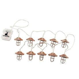 キャプテンスタッグ CAPTAIN STAG LEDデコレーションライト(10灯ランプ) UK-4053