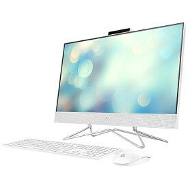 HP エイチピー 180Q3AA-AAAA デスクトップパソコン HP 24-df0000 AiO G1モデル [23.8型 /HDD:2TB /SSD:256GB /メモリ:16GB /2020年11月モデル]