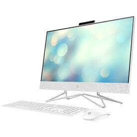 HP エイチピー 180Q3AA-AAAB デスクトップパソコン HP 24-df0000 AiO G1モデル [23.8型 /HDD:2TB /SSD:256GB /メモリ:16GB /2020年11月モデル]