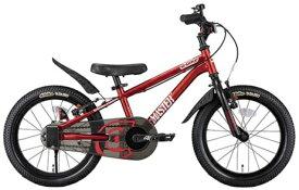 アイデス ides 14型 幼児用自転車 D-Bike Master+ ディーバイクマスタープラス(C・レッド) 【3歳半以上向け】【組立商品につき返品不可】 【代金引換配送不可】