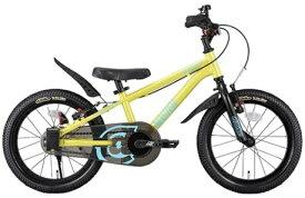 アイデス ides 14型 幼児用自転車 D-Bike Master+ ディーバイクマスタープラス(イエロー) 【3歳半以上向け】【組立商品につき返品不可】 【代金引換配送不可】
