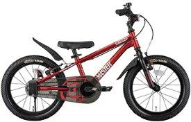 アイデス ides 18型 幼児用自転車 D-Bike Master+ ディーバイクマスタープラス(C・レッド) 【4歳半以上向け】【組立商品につき返品不可】 【代金引換配送不可】