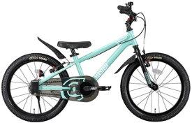 アイデス ides 18型 幼児用自転車 D-Bike Master+ ディーバイクマスタープラス(T・グリーン) 【4歳半以上向け】【組立商品につき返品不可】 【代金引換配送不可】