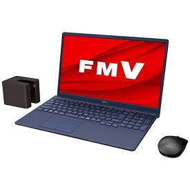 富士通 FUJITSU ノートパソコン LIFEBOOK TH77/E3 インディゴブルー FMVT77E3LB [15.6型 /intel Core i7 /メモリ:8GB /Optane:32GB /SSD:512GB /2020年冬モデル]FMVT77E3W【point_rb】【rb_winupg】