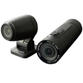 デイトナ DAYTONA バイク用ドライブレコーダー アクションカメラ MiVue M777D 17101 [Full HD(200万画素)]