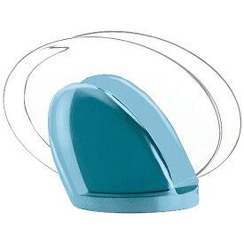 グッチーニ GUZZINI テーブルナプキンホルダー FEELING ブルー 224300-81