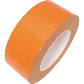 日東エルマテリアル Nitto L Materials 日東エルマテ  ラインテープE−CR(BC) 0.16mm×50mm×50m オレンジ E-CR50YR