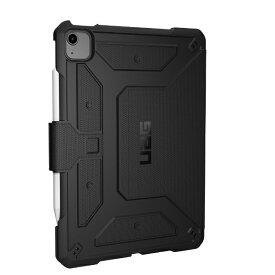 UAG URBAN ARMOR GEAR 10.9インチ iPad Air(第4世代)用 Metropolisケース ブラック UAG-RIPDA20-BK