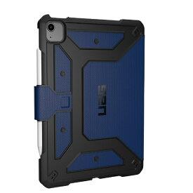 UAG URBAN ARMOR GEAR 10.9インチ iPad Air(第4世代)用 Metropolisケース コバルト UAG-RIPDA20-CB