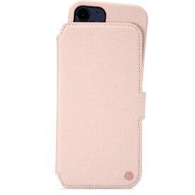 HOLDIT ホールディット iPhone 12/12Pro 用 Stockholm2Wayセパレート手帳ケース ピンク Pink